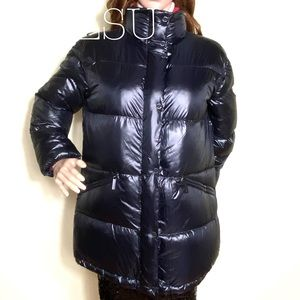 Michael Kors Quilted LightWeight Down Jacket  B/R